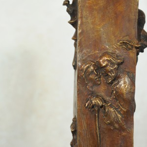 Ages of Man - Bronze sculpture made by Alessandro Romano