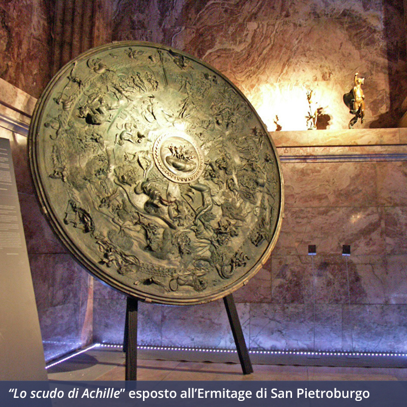 symbolism of the shield of aeneas Free book 8 summary of the aeneid by virgil  aeneas marvels at all this and is glad for the symbols he does not  the aeneid from bookrags (c).
